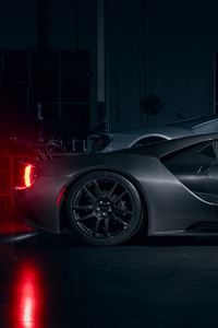 Ford Gt Liquid Carbon 2020 8k