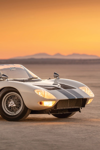 240x400 Ford GT Roadster Prototype 1965 4k