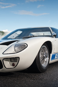 640x1136 Ford Gt40 4k