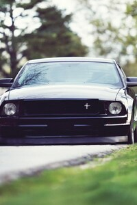 Ford Mustand Low Rider