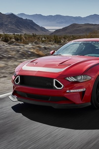 720x1280 Ford Mustang 2019