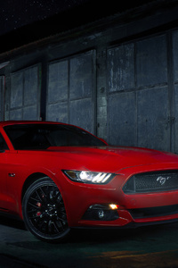 540x960 Ford Mustang 4k