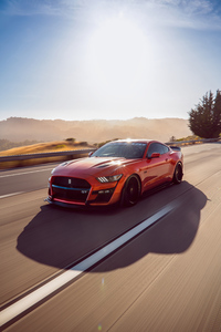 2160x3840 Ford Mustang Gt 5k