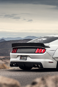 Ford Mustang GT 8k