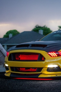 720x1280 Ford Mustang Gt Apollo Edition