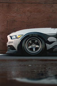 1080x2280 Ford Mustang Gt Drag King Need For Speed 4k