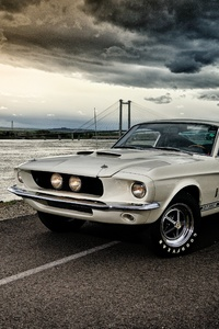 Ford Mustang GT350 4k
