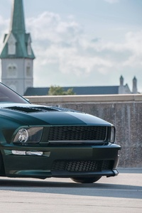1080x2280 Ford Mustang Gt500 5k