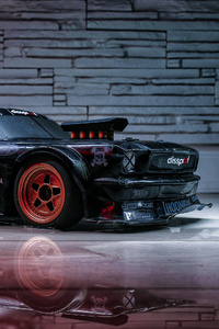 1125x2436 Ford Mustang Hoonicorn