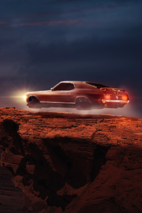 2160x3840 Ford Mustang Hover