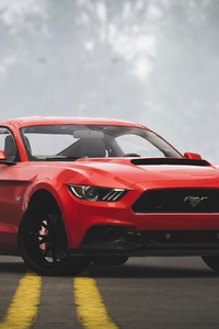 Ford Mustang The Crew 2 4k
