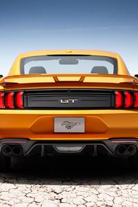 640x960 Ford Mustang V8 GT 2018 8K