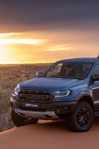 480x800 Ford Ranger Raptor 2019 5k