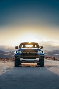 1125x2436 Ford Ranger Raptor