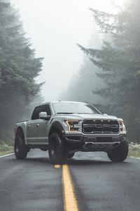 1125x2436 Ford Raptor 4k 2019