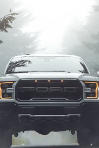 Ford Raptor 4k