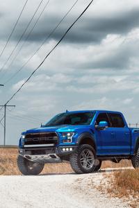 1242x2688 Ford Raptor