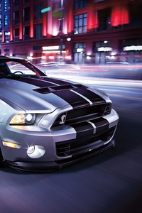 320x480 Ford Shelby 8k