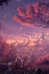 Forest Fantasy Artwork