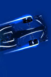 Formula 1 Minimalism Artwork 4k