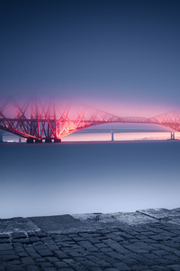 Forth Rail Bridge Scotland 5k