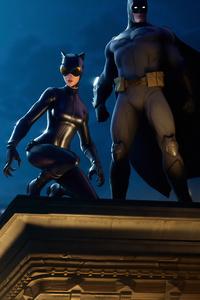 Fortnite 2019 Batman Catwoman