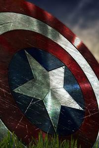 1125x2436 Fortnite Captain America 4k