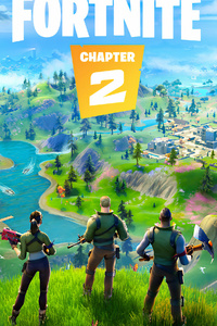 540x960 Fortnite Chapter 2 2019 4k