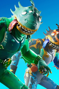 1080x2160 Fortnite Chapter 2 Moisty Merman Outfit