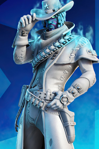240x320 Fortnite Deadfire Outfit 4k