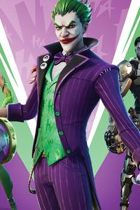 Fortnite Joker 4k
