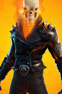 240x320 Fortnite Marvel Ghost Rider 2021 4k