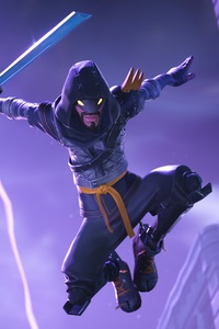 Fortnite Mythic Cloaked Star Ninja