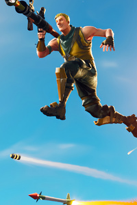 640x1136 Fortnite New Edition 4k