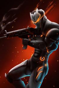Fortnite Omega 4k 2020