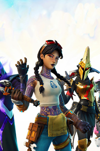 Fortnite Chapter 2 750x1334 Resolution Wallpapers Iphone 6 Iphone 6s Iphone 7