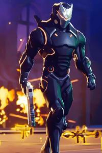 Fortnite Season 5 Omega