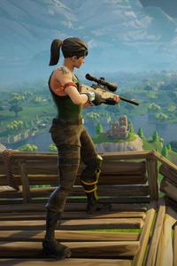 Fortnite Sniper 8k