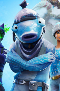 Fortnite Winter 2019