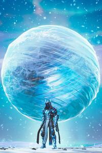 Fortnite Winter Is Herre 4k