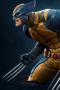 Fortnite Wolverine 4k