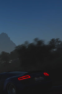 Forza Horizon 3 Audi R8 4k