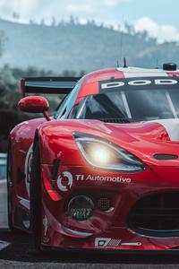 Forza Horizon 3 Dodge Viper Srt Muscle Car 4k