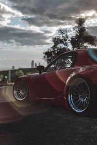 Forza Horizon 3 Mazda Rx7