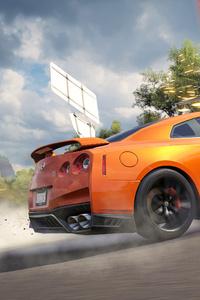 Forza Horizon 3 Nissan Gtr Drift 4k
