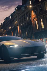 Forza Horizon 4 Aston Martin DB10 4k