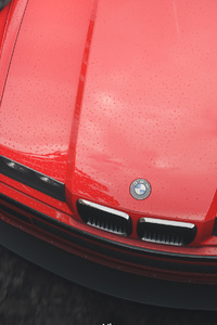 Forza Horizon 4 Bmw Bonnet View