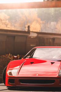 Forza Horizon 4 Ferrari 5k