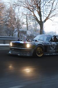 Forza Horizon 4 Ford Mustang Hoonicorn 4k