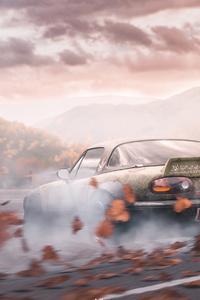 1125x2436 Forza Horizon 4 Mazda 4k Drifting